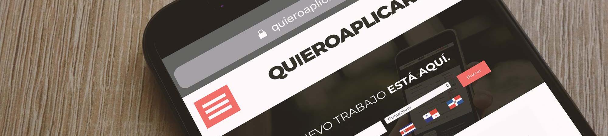 Trabajos en El Salvador - Bolsa de empleo QuieroAplicar.com
